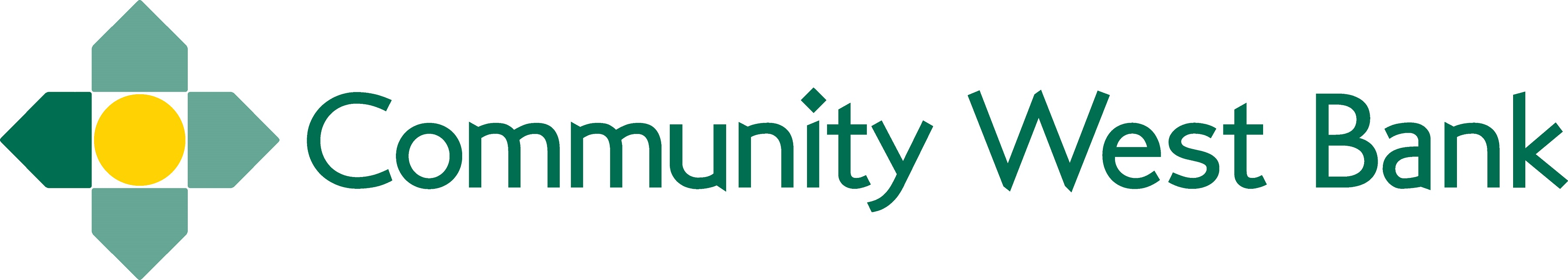 Community West Bank Logo